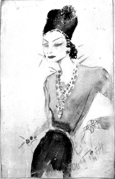 art deco fashion images. of Art Deco Fashion