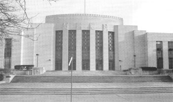 on december 20 1940 dignitaries from all over michigan gathered to lay the building cornerstone the ceremony represented the culmination of many years of - Classical Modern Architecture